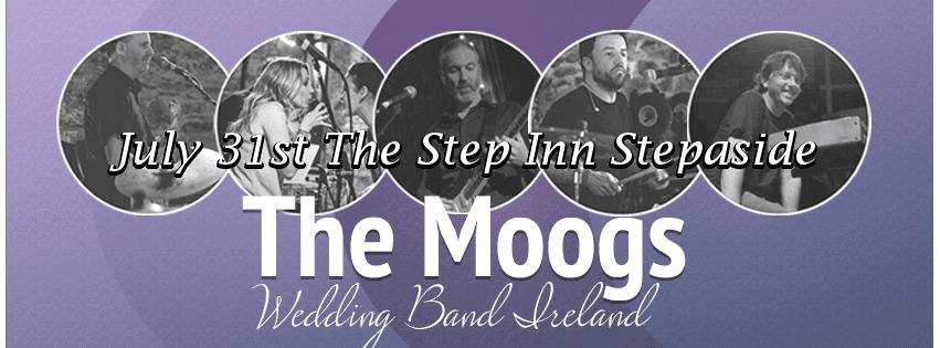 Wedding Bands Ireland Showcase in The Step Inn