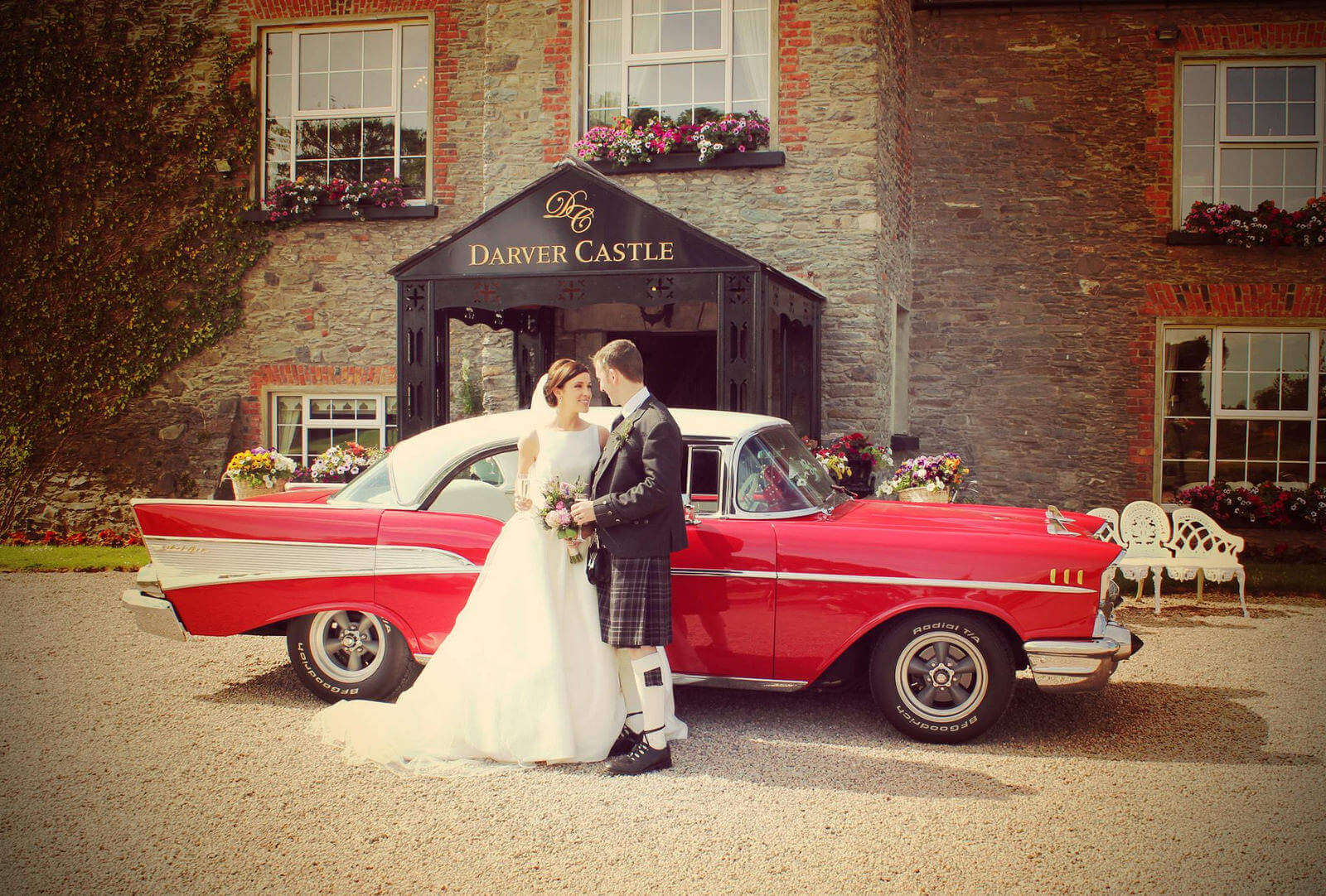 Wedding Bands Ireland - Wedding Suppliers - Darver Castle