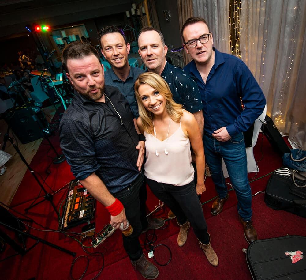 Dublin Wedding Bands | The Moogs
