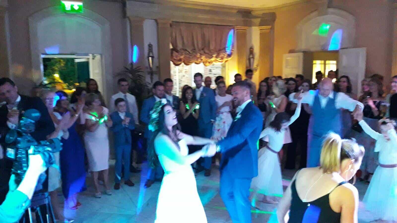 Best wedding bands dublin group shot | The Moogs
