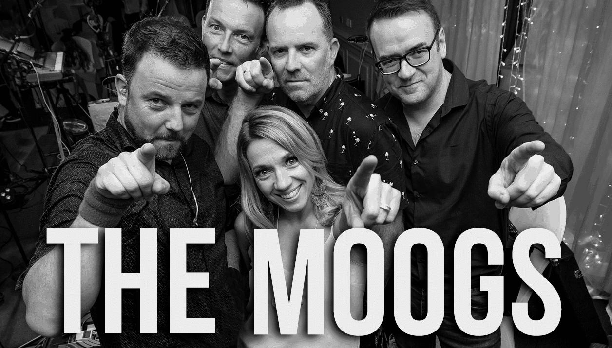 Top Wedding Bands Dublin | The Moogs