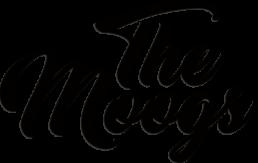 The Moogs Logo -Dark- Alternative Wedding Band
