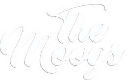 The Moogs Logo - Alternative Wedding Band Logo